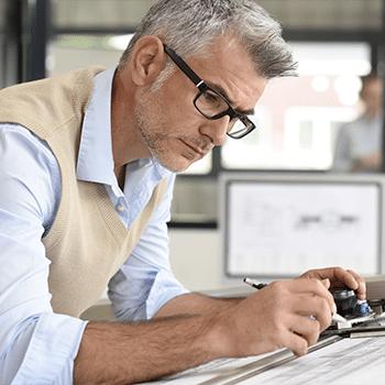 Besser sehen Arbeitsplatzbrillen