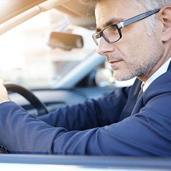 Besser sehen mit Autofahrerbrillen