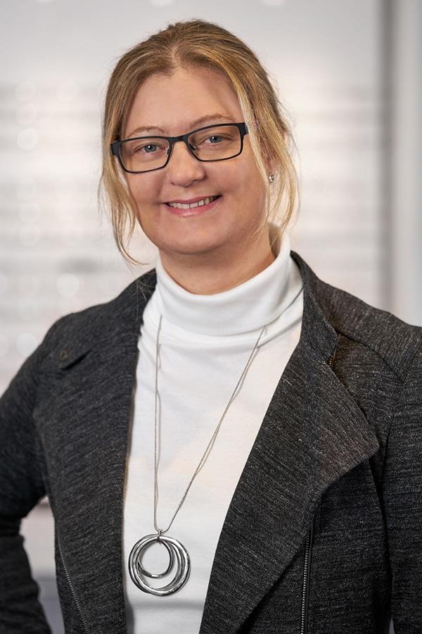 Daniela Herold, Verwaltung und Büro