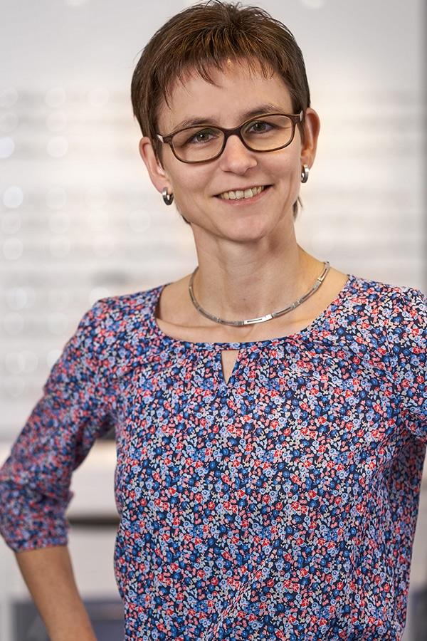 Anna Dormann, Meisterin Hörgeräteakustik