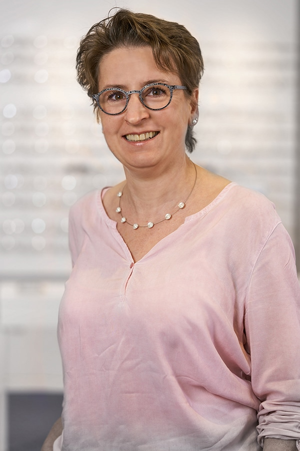 Stefanie Rieth, Hörgeräteakustikerin