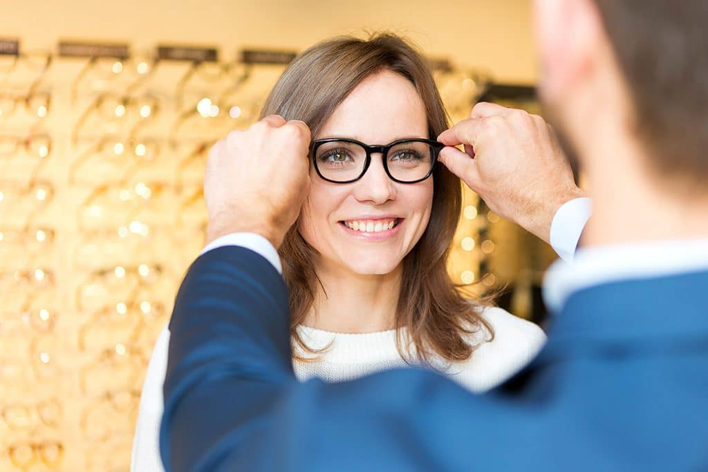 Die perfekte Fernbrille