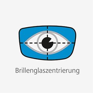 Brillenglaszentrierung